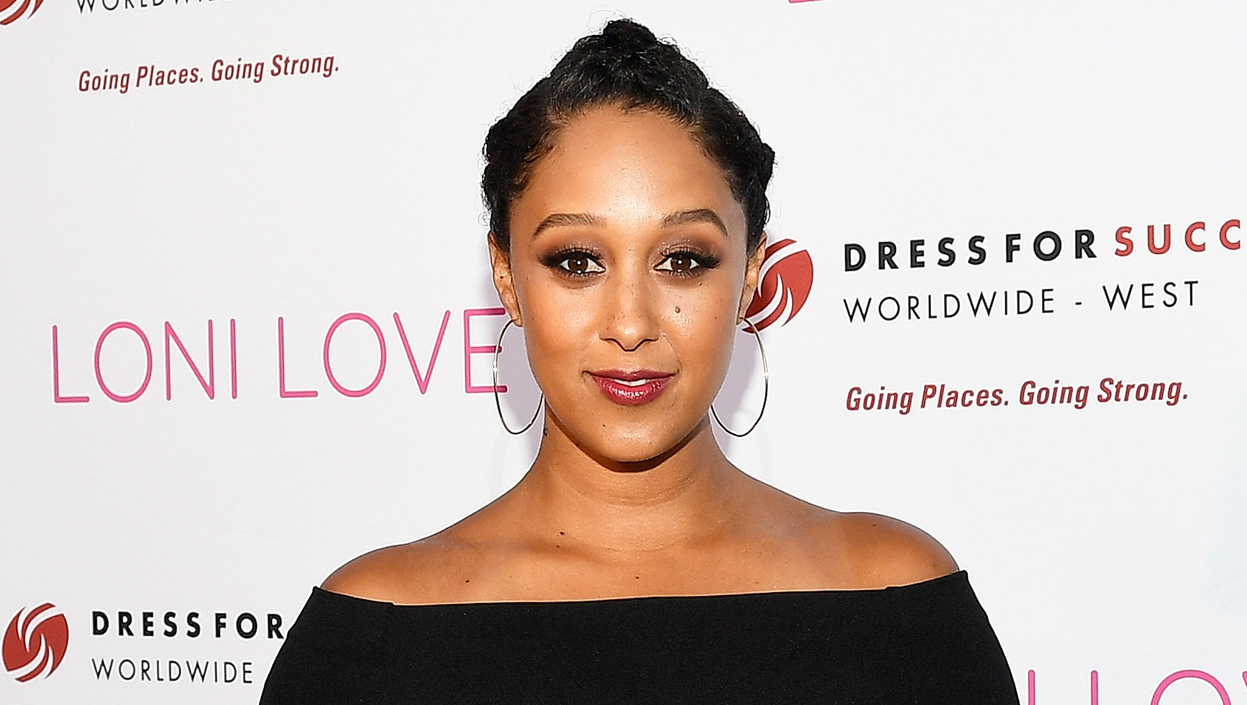 Tamera Mowry Emotional Tribute Late Niece Alaina Housley